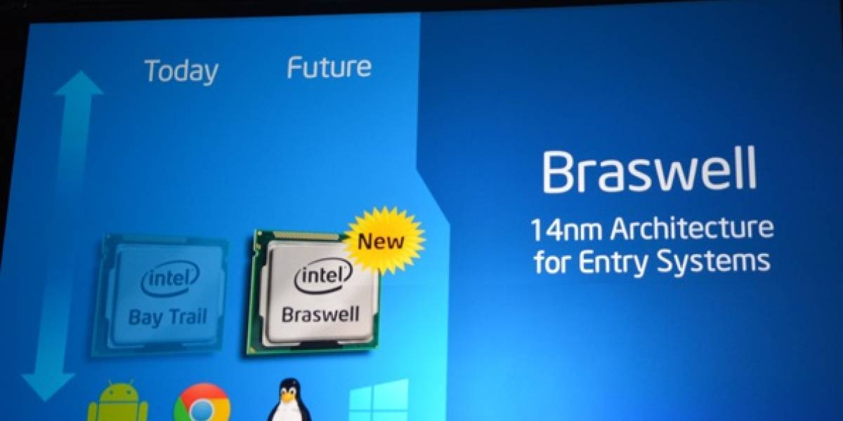 """Primeros detalles de los futuros SoC Intel Pentium y Celeron """"Braswell"""""""
