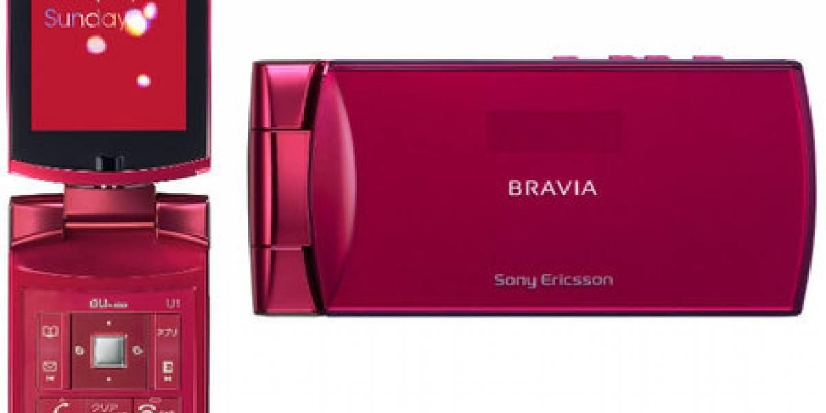 Sony Ericsson Bravia U1: Resistencia al agua e interconectividad