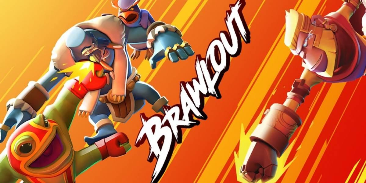 Brawlout ya está disponible en acceso anticipado de Steam
