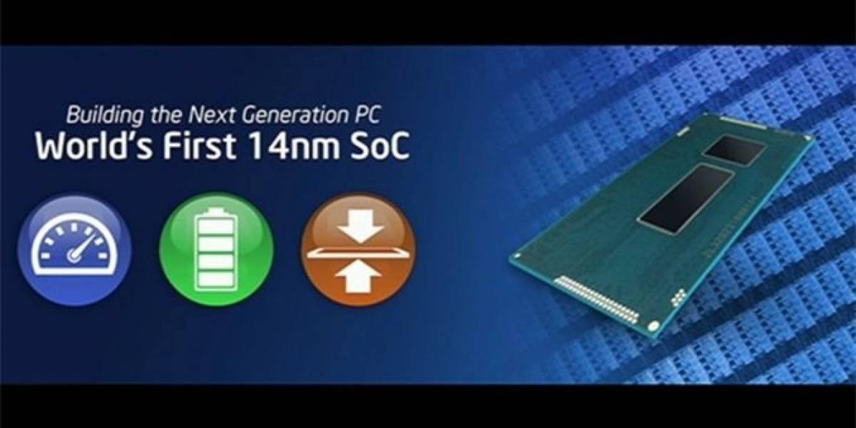 GPU Intel Broadwell Graphics GT3 tendrá 192 shader processors