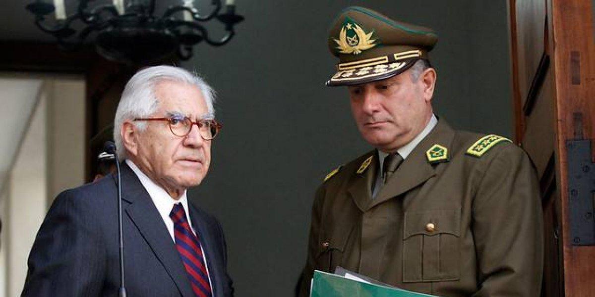General Bruno Villalobos ya está en Chile tras vacaciones en Miami: el jueves sería interrogado