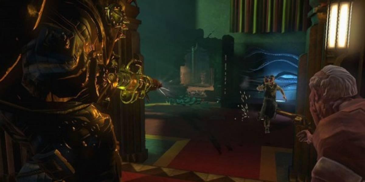 [E309] Así se ve BioShock 2 en modo multijugador