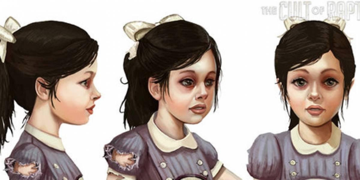 La evolución de las Little Sisters en BioShock 2