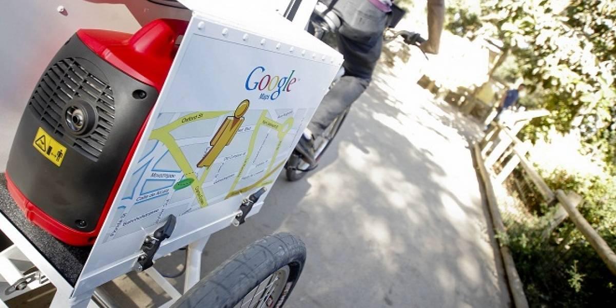 Chile: Buin Zoo en Google Street View