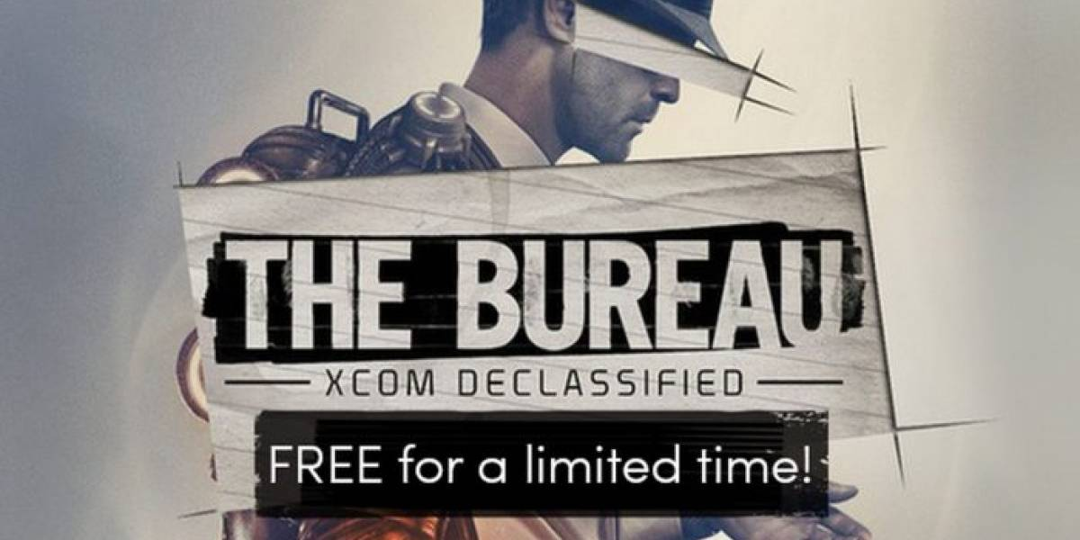 The Bureau: XCOM Declassified para PC está gratis en Humble Store