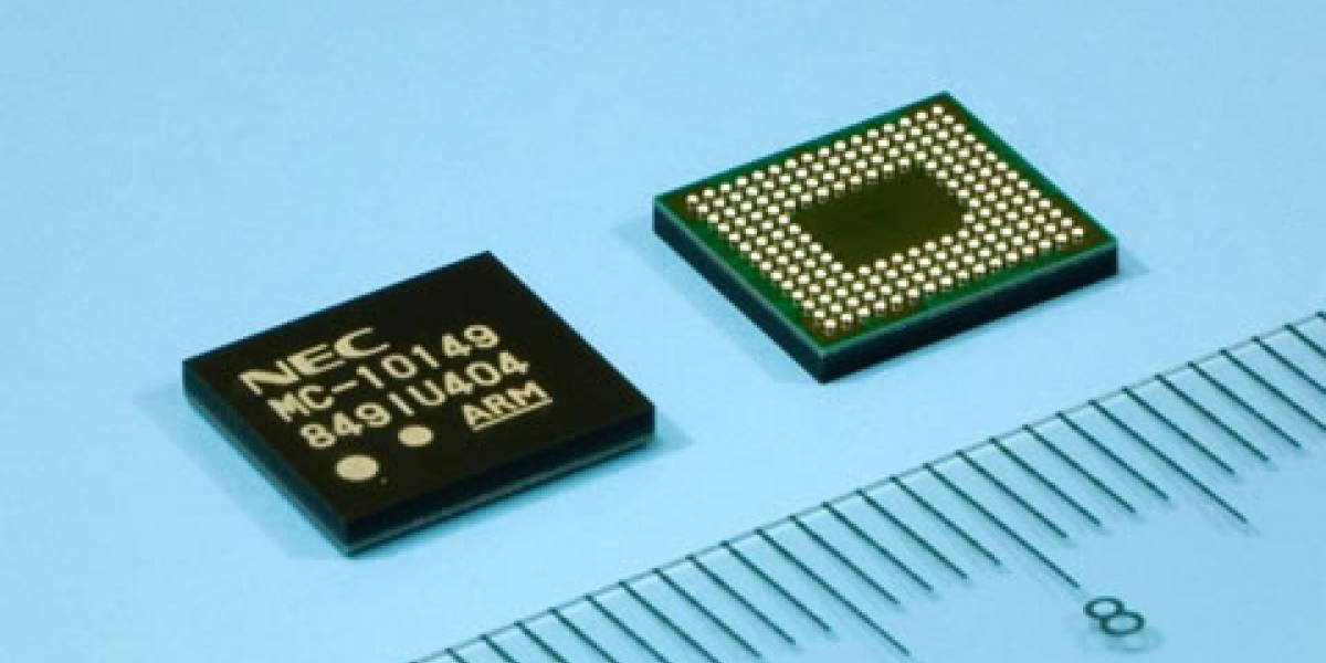 NEC presenta chip capaz de reproducir 1080p y ver fotos de 12 megapixeles