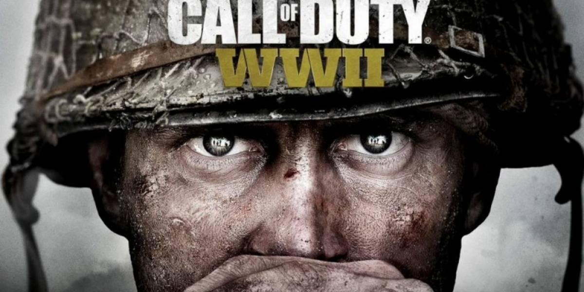 Mira aquí el anuncio oficial de Call of Duty WWII