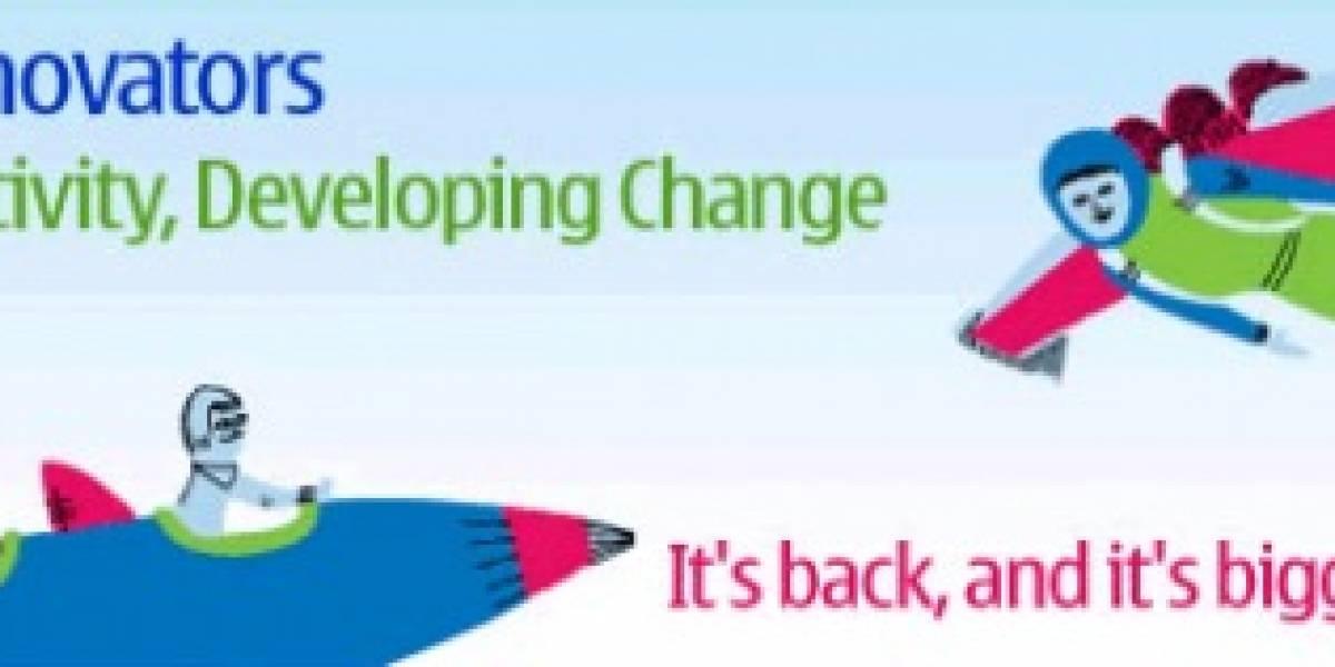 Nokia Calling All Innovators, llamando a los innovadores del 2010
