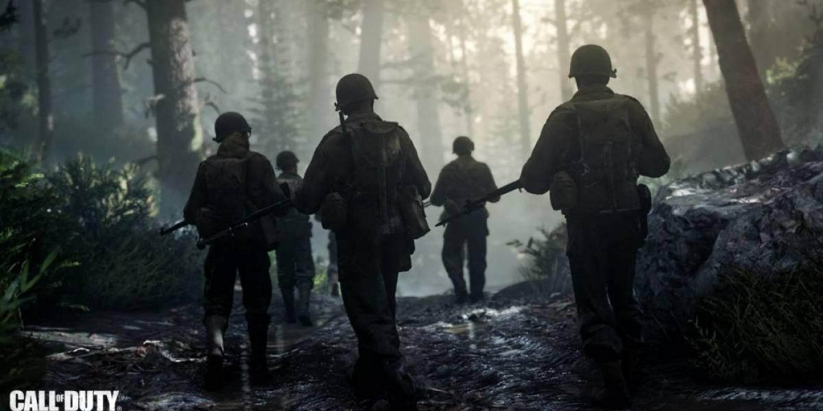Call of Duty: WWII recibe ocho tráilers nuevos del multijugador