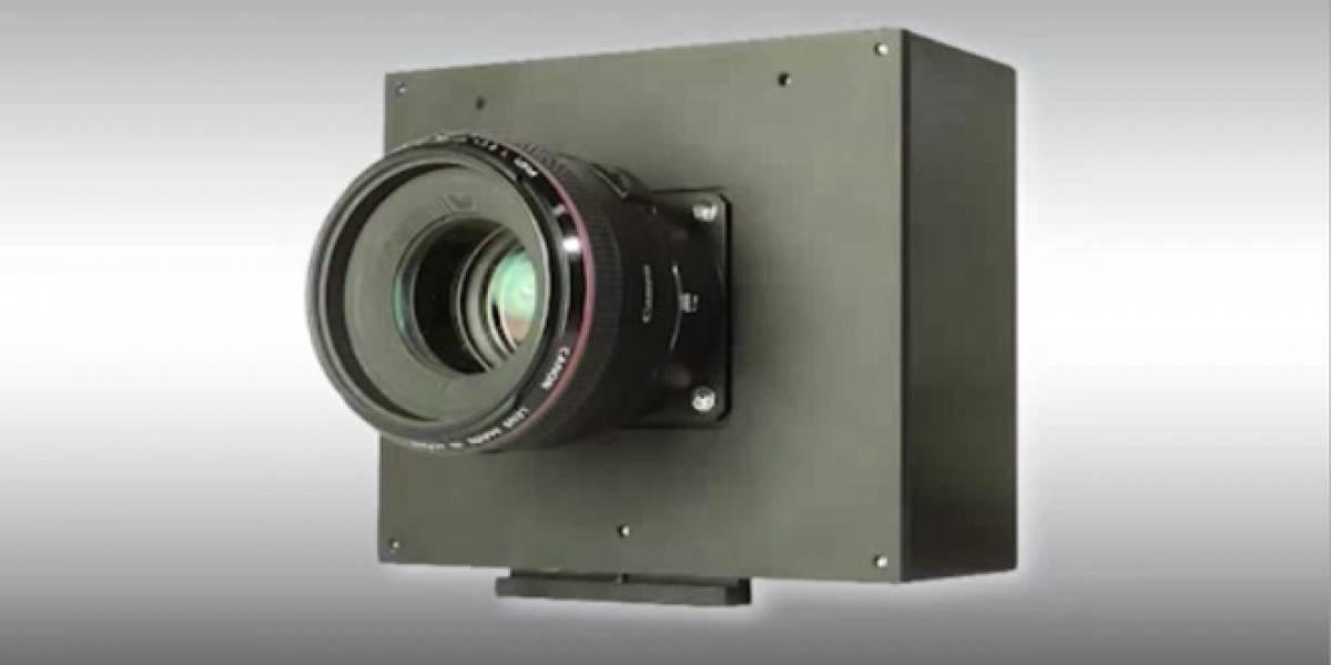 Canon desarrolla un sensor para poder filmar casi en plena oscuridad
