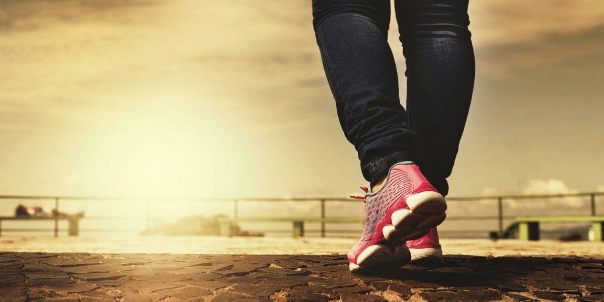 Desmienten el reto de los 10 mil pasos al día ¿No es tan saludable?