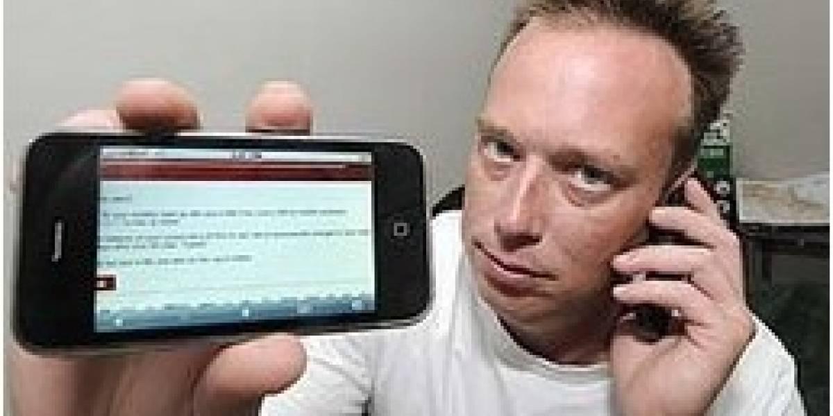 Canadiense deberá pagar US$8.000 por usar su iPhone en Francia