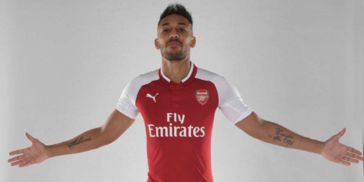 Arsenal se olvidó de Alexis Sánchez con el fichaje estrella de Pierre-Emerick Aubameyang