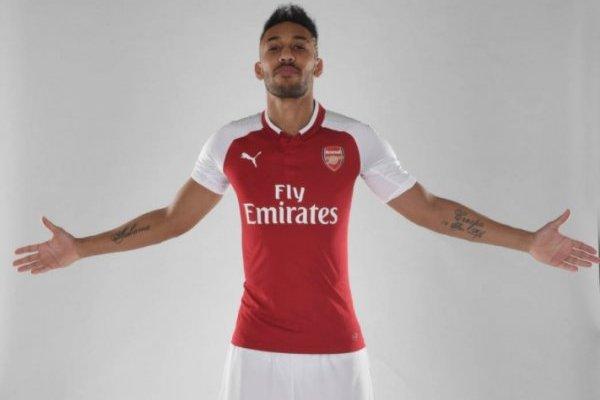 Pierre Emerick Aubameyang es el reemplazante de Alexis / sitio web Arsenal