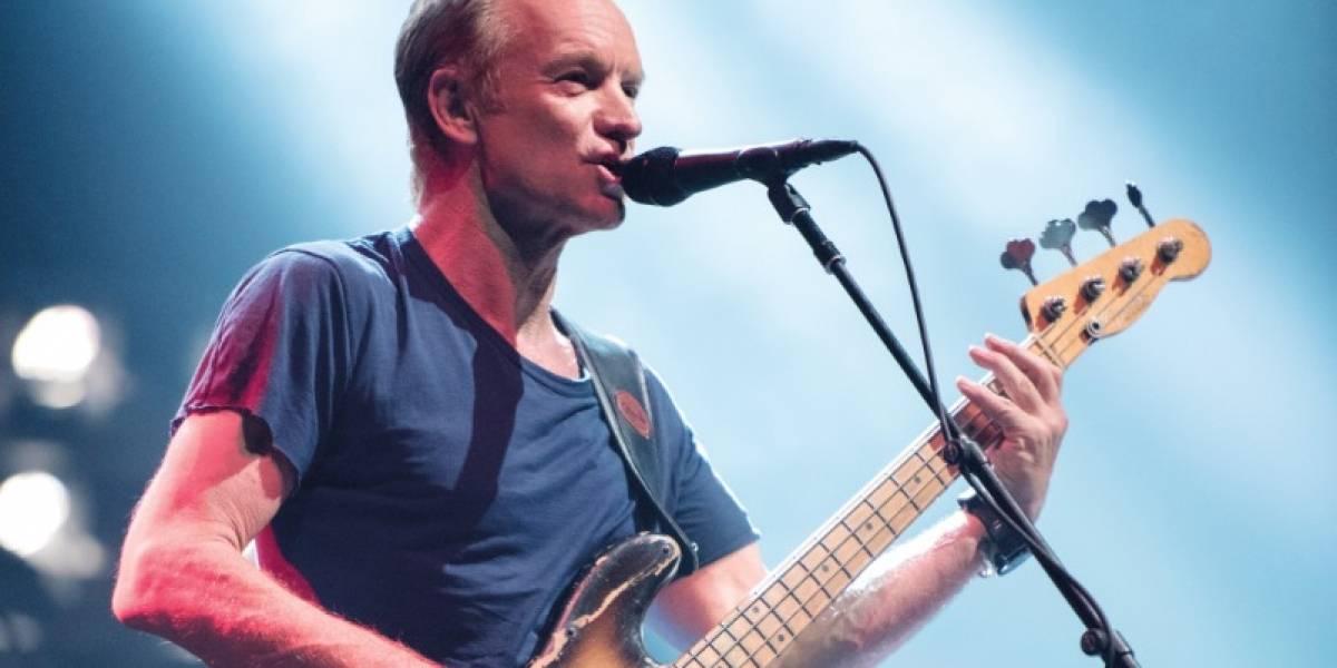A propósito de su presentación en los Grammys, Sting llega a OnDirecTV con su concierto de clásicos en París