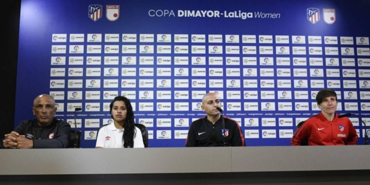'Las Leonas', a mostrar el poder del fútbol femenino ante el Atlético