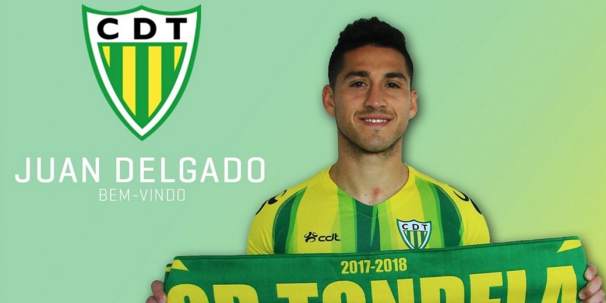 Juan Delgado deja España y es nuevo jugador del Tondela portugués — Oficial