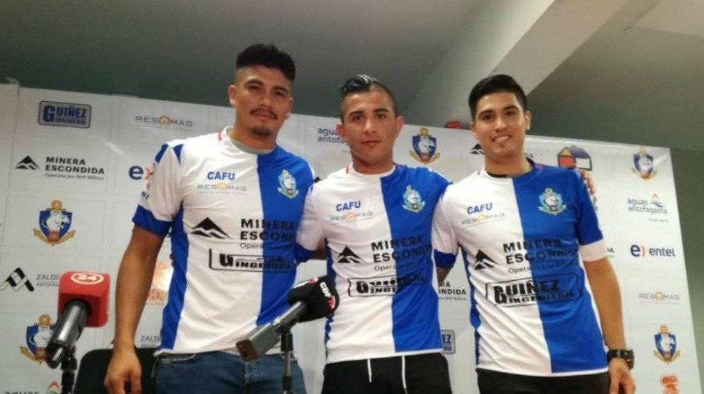 Pinares pasó la revisión médica en Colo Colo