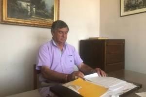 Luis Vargas, el hombre que dejó en panne al Transantiago