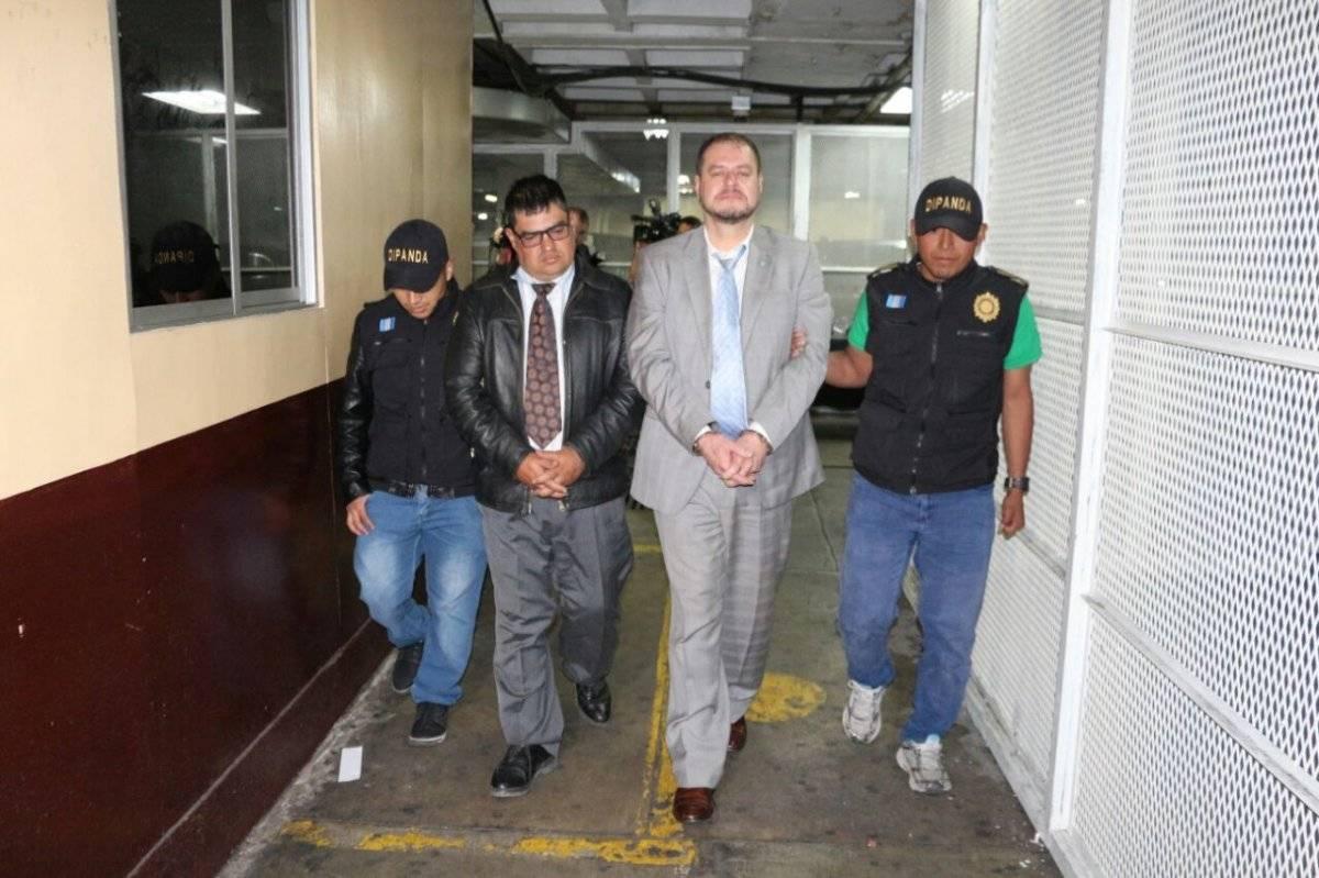 capturados por extorsión en Palencia