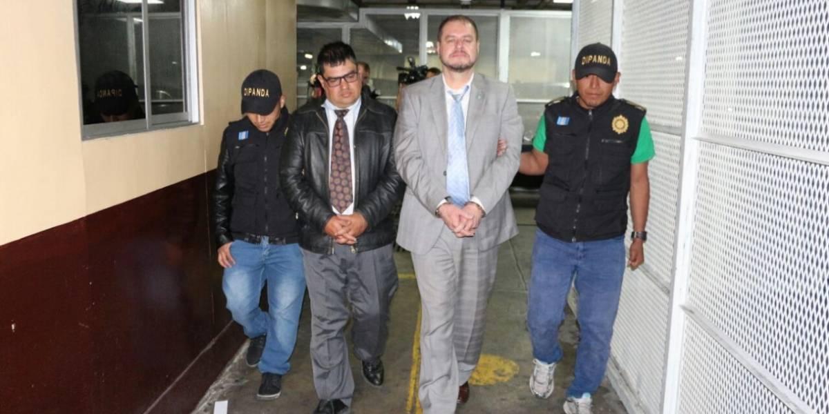 Capturan a señalados de extorsionar al alcalde de Palencia