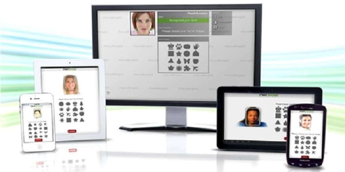 FastAcces Anywhere: Iniciar sesión segura con su rostro