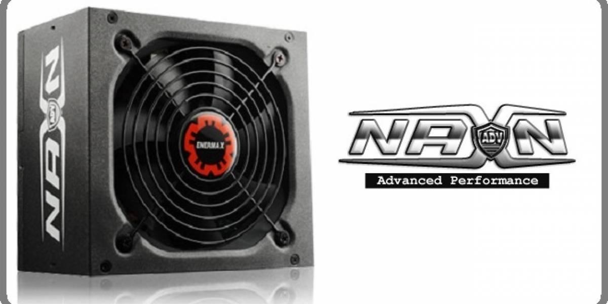 Enermax presenta una nueva edición avanzada de la fuente de alimentación NAXN