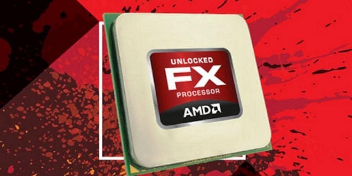 AMD lanza oficialmente los FX-4350 y FX-6350