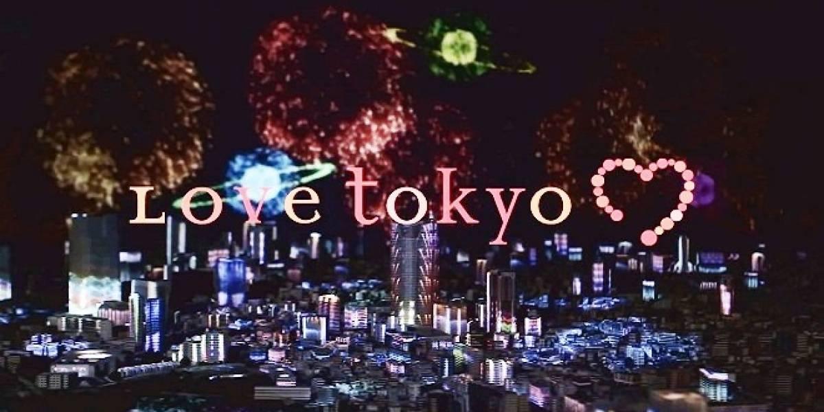 Tokyo City Symphony: El proyecto interactivo de la ciudad de Tokio