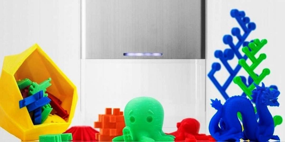 Diseñan impresora 3D que podría llegar a venderse a US$ 347