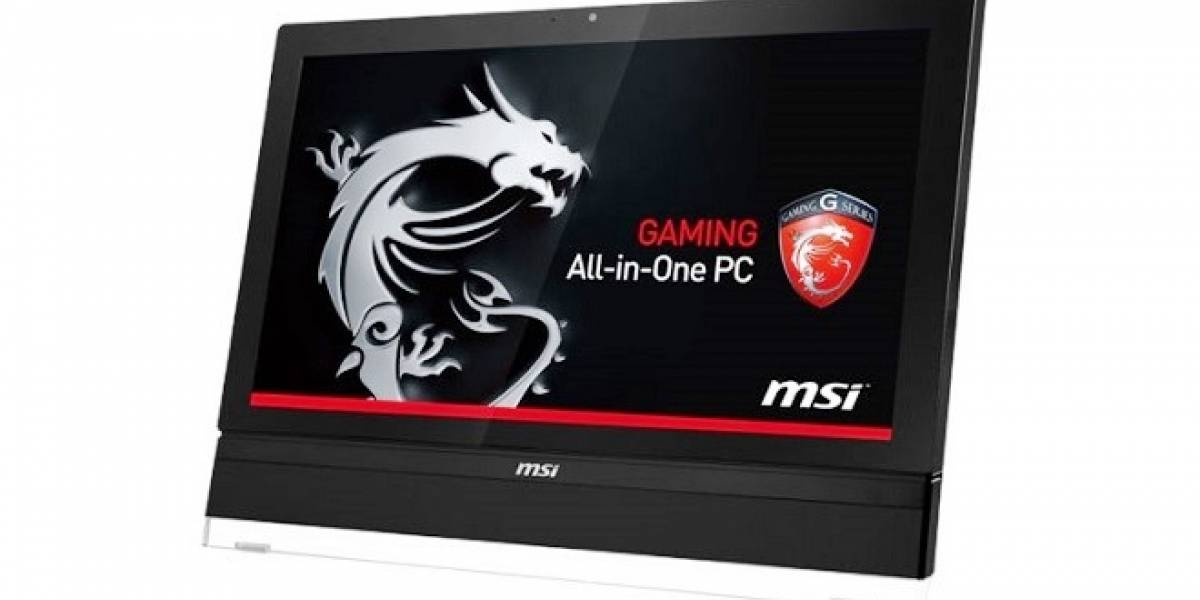 MSI afirma haber fabricado la primera PC All-in-One de 27 pulgadas, para gamers