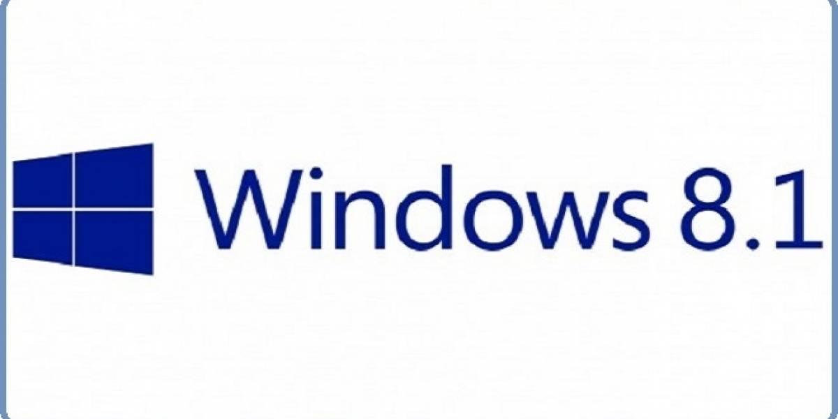 Se filtran los nuevos íconos de las aplicaciones incluidas en Windows 8.1