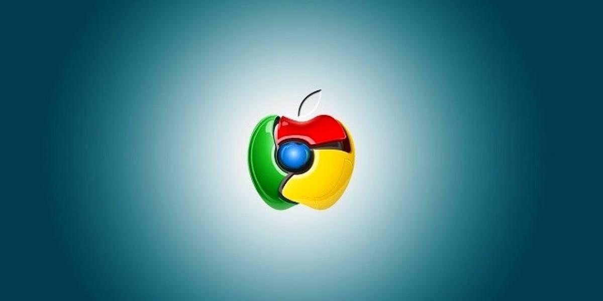 Google parece luchar contra Apple en su propio terreno con OpenInChrome