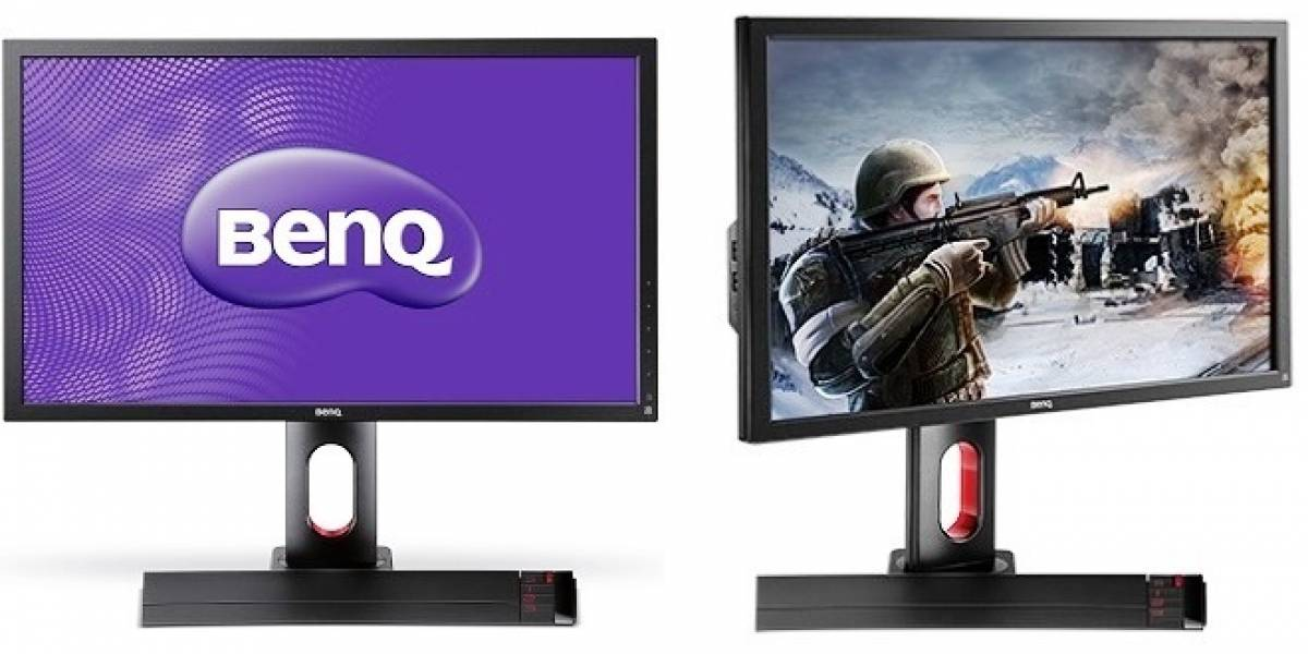 Benq lanza monitor para juego co-diseñado por gamers profesionales