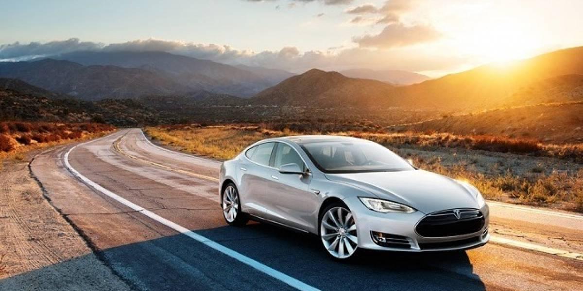 El Tesla Modelo S,  potenciado por Tegra, recibe un alto puntaje en los reportes de usuario
