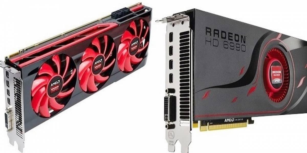 HD 7990 y HD 6990: Evaluando la evolución entre las series Radeon HD 6000 y 7000