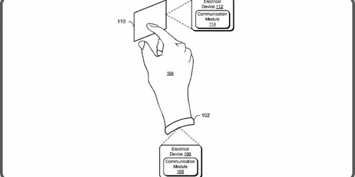 Microsoft patenta una aplicación para utilizar el cuerpo humano en la transmisión de datos
