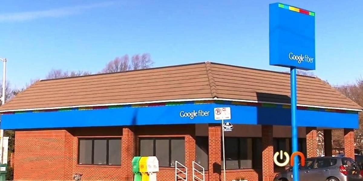 Google acelera el ritmo de sus anuncios de expansión de su servicio de Internet ultra veloz
