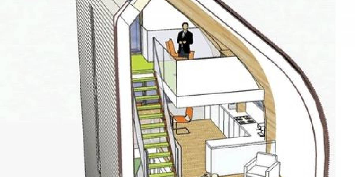 Presentan primera casa cero emisiones para Inglaterra