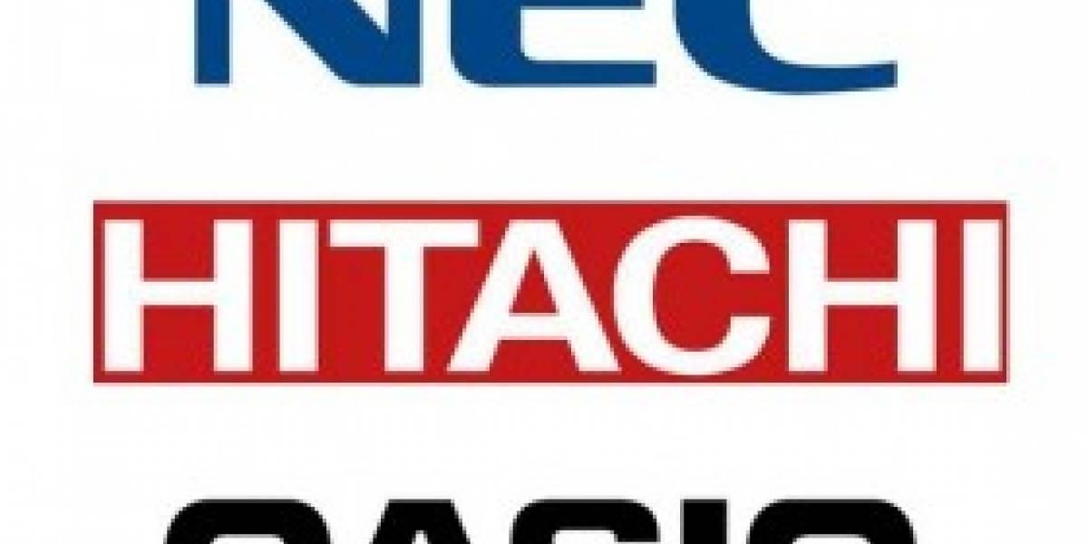 Futurología: NEC, Hitachi y Casio unirán fuerzas