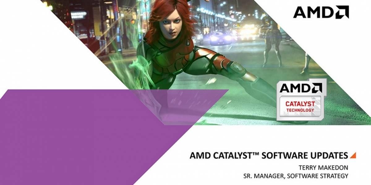 AMD alista sus controladores gráficos Catalyst 14.6