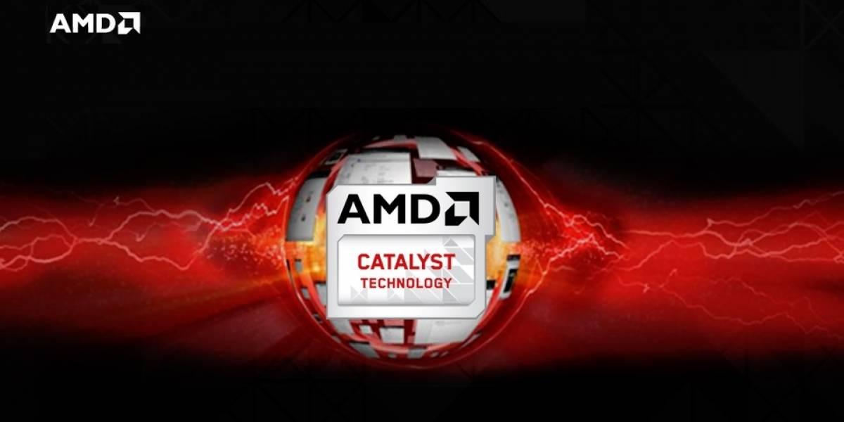 AMD lanza sus controladores Catalyst 14.6 RC2