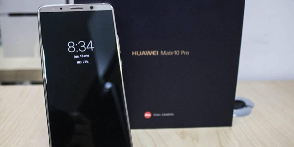 4 aspectos que te sorprenderán del Huawei Mate 10 Pro