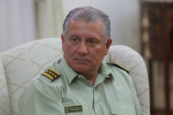 General Bruno Villalobos
