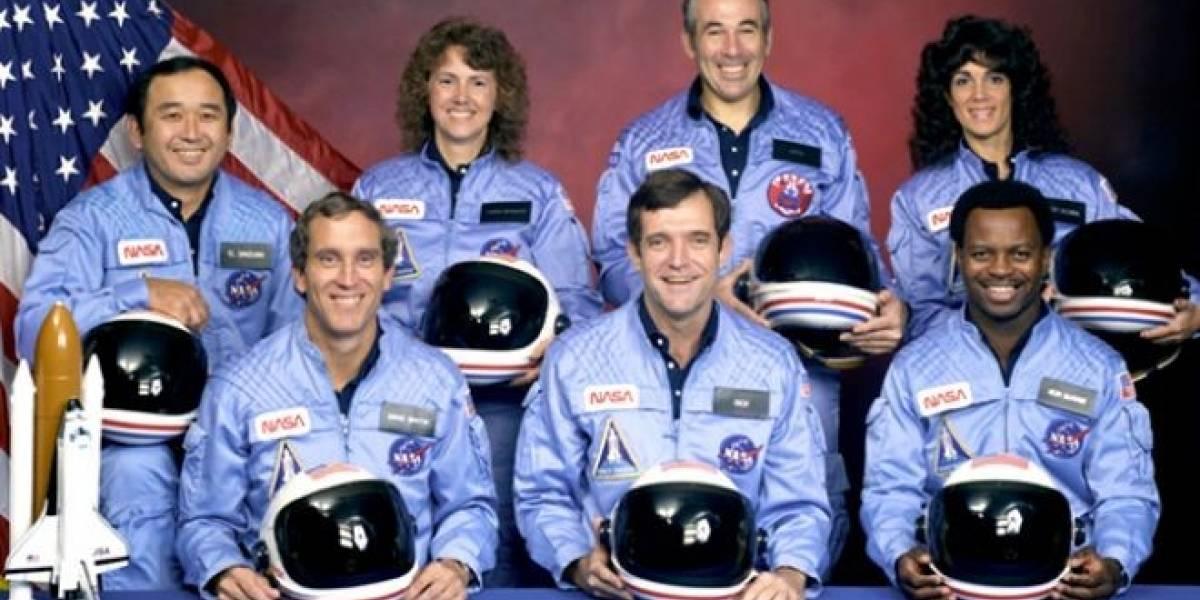 Hoy se cumplen 25 años del desastre del Challenger