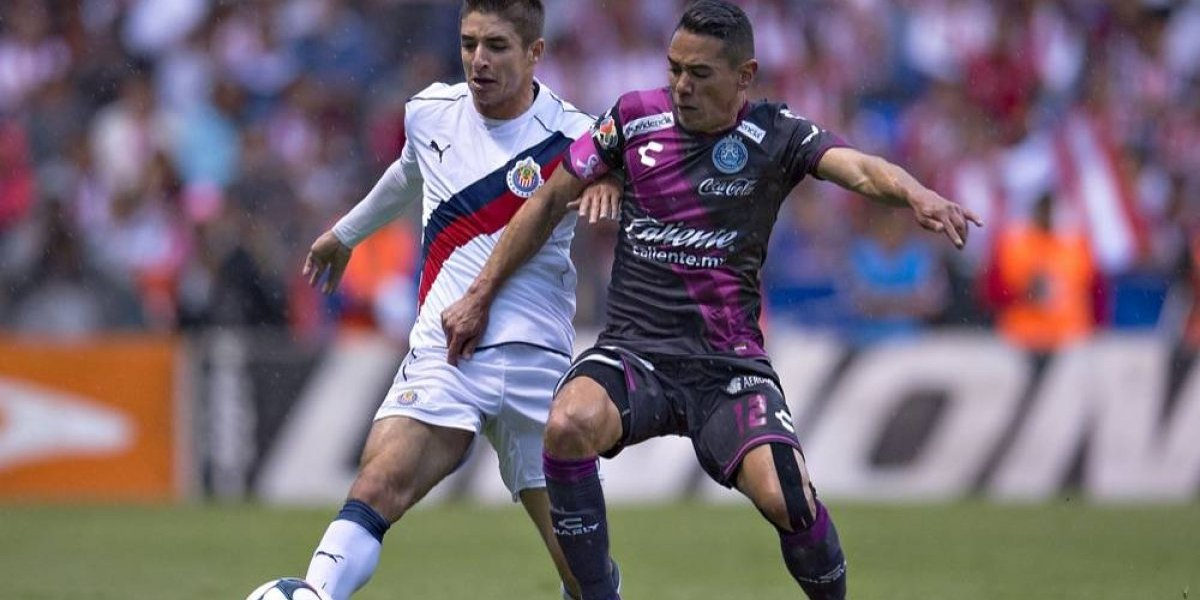 Benjamín Galindo Jr. podría debutar con Chivas ante Club Puebla