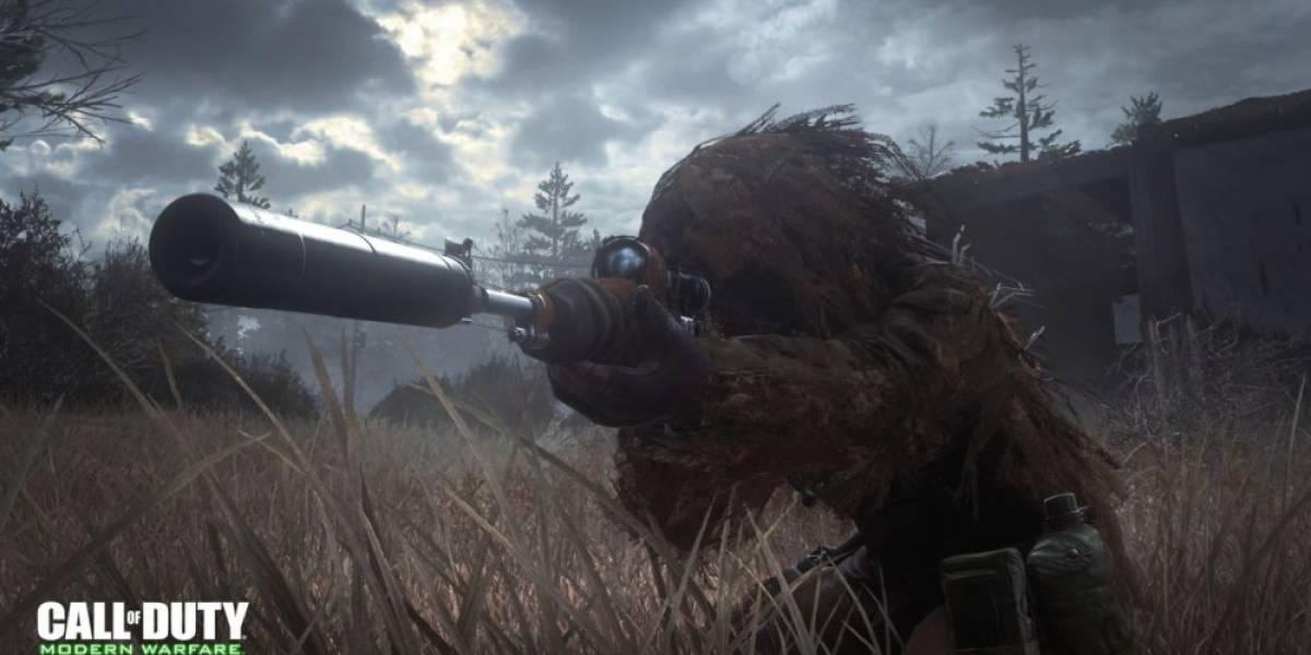 Ya hay fecha para Call of Duty: Modern Warfare Remastered en Xbox One