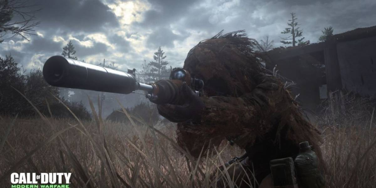 Call of Duty: Modern Warfare Remastered se lanzaría de forma independiente