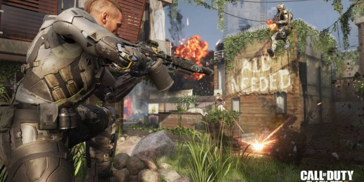 El DLC de Call of Duty: Black Ops III será gratuito por un mes en PC