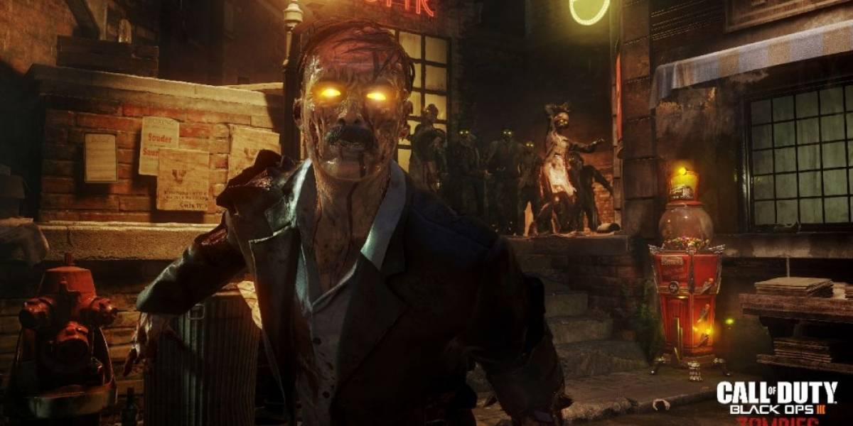 Se anuncia Zombie Chronicles para Call of Duty: Black Ops III